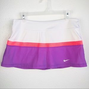 Nike | Colorful Dri-Fit Athletic Work Out Skirt